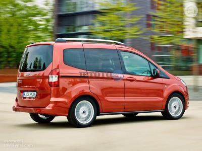 Ford - Otosan Tourneo Connect Manisa Manisa Otogar SPİL OTO KİRALAMA
