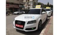 Audi A3 İzmir Buca SRK OTO KİRALAMA