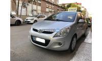 Hyundai i20 Troy İzmir Buca SRK OTO KİRALAMA