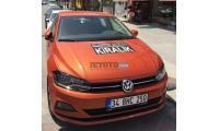 Volkswagen Polo İstanbul Eyüp MP DURMAZ OTO KİRALAMA