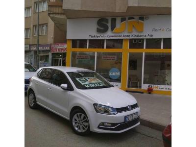 Volkswagen Polo Erzurum Yakutiye Ikizler Oto Kiralama Sun Rent A Car