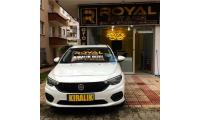 Fiat Egea Samsun Atakum ROYAL RENT A CAR