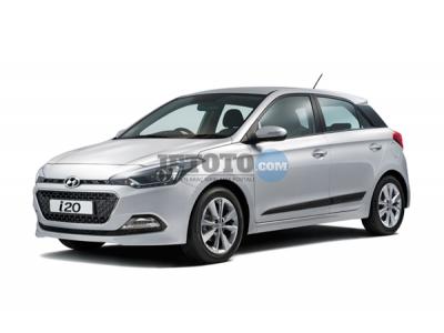 Hyundai i20 Aydın Didim Car Lease Rent A Car