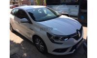 Renault Megane Ankara Cankaya TAHA GRUP ARAÇ KİRALAMA