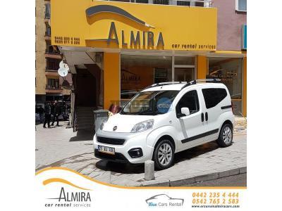 Fiat Fiorino Erzurum Yakutiye Almira Car Rental Services