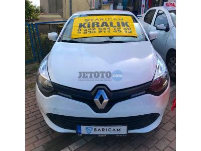 Renault Clio Kocaeli Çayırova GEBZE SARIÇAM OTO KİRALAMA