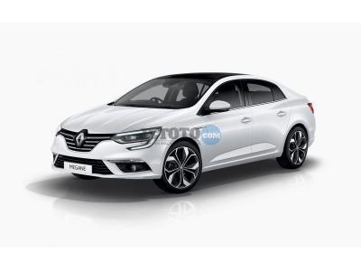 Renault Megane Burdur Bucak First Class Car Rental