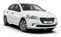 Peugeot 301 Antalya Kepez CEYLAN RENTACAR