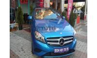 Mercedes A İstanbul Bahçelievler Yakabey Rent A Car