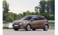 Hyundai i20 Nevşehir Ürgüp Era Oto Kiralama