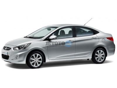 Hyundai Accent Blue Hatay Antakya HASGÜL RENT A CAR - TRANSFER