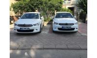 Citroen C-Elys'ee Ankara Keçiören Demtur Car Rental