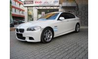 BMW 5 Serisi Ankara Çankaya ALTUN FİLO KİRALAMA