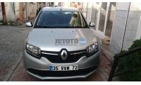 Renault Clio Symbol İzmir Bergama AKDAĞ OTO KİRALAMA