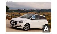 Hyundai i20 Bingöl Havaalanı (BGG) Ürekoglu Rent A Car