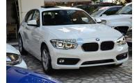 BMW 1 Serisi Istanbul Bayrampasa Gri Filo Kiralama