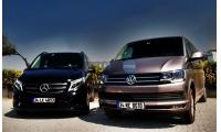 Volkswagen Transporter Konya Havaalanı (KYA) Uysal Oto Kiralama