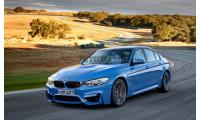BMW 3 Serisi Istanbul Sabiha Gokcen Airport Cargrante