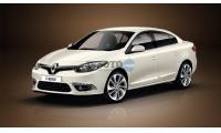 Renault Fluence Samsun İlkadım Osmanlı Ekonomik Rent A Car
