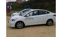 Hyundai Accent Blue İzmir Bayraklı Yiğit Rent A Car İzmir