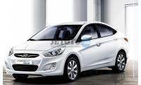 Hyundai Accent Blue Aydin Aydin ERBA RENT A CAR