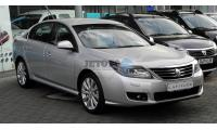 Renault Latitude İstanbul Kartal Garrage Rent A Car