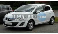 Opel Corsa Kayseri Kocasinan Otorenty Car Rental