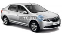 Renault Clio Symbol İstanbul Kağıthane YÜCEL RENT A CAR ve FİLO KİRALAMA