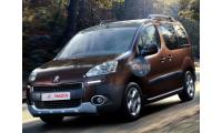Peugeot Partner Antalya Antalya Flughafen İmza Rent A Car