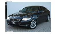 BMW 5 Serisi Istanbul Kucukcekmece Aknpark Rentecar