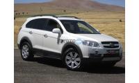 Chevrolet Captiva Elazığ Elazığ SAMET RENT A CAR