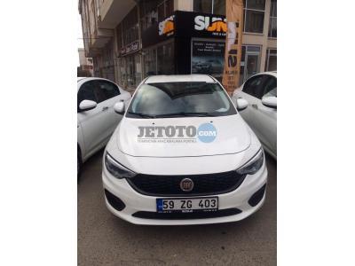 Fiat Egea Tekirdağ Çorlu Sun Rent A Car Çorlu