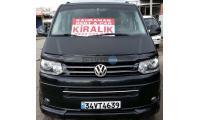 Volkswagen Caravelle Kocaeli İzmit Kahraman Rent a Cars