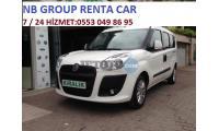 Fiat Doblo Manisa Akhisar NB GROUP RENT A CAR