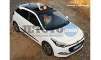 Hyundai i20 Erzurum Yakutiye Ikizler Oto Kiralama Sun Rent A Car